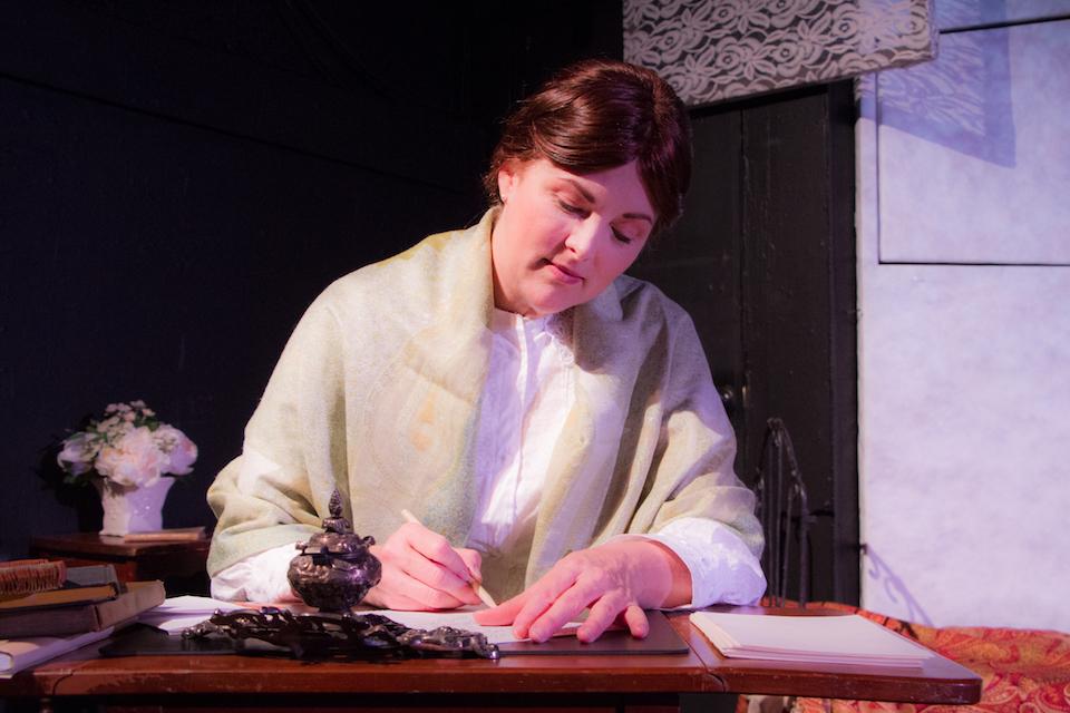 Ferrell Marshall Belle of Amherst Emily
